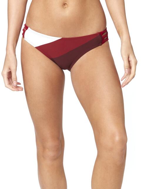 Fox Kingsport - Bañadores Mujer - rojo/blanco